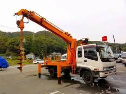 Isuzu Forward. автобуровая, установка Aichi D706, под птс. Под заказ
