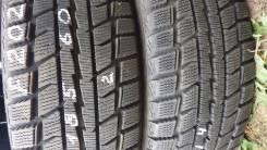 Dunlop Graspic DS2. Зимние, без шипов, 2004 год, износ: 5%, 2 шт