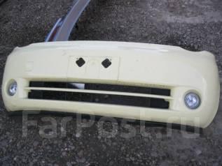 Бампер. Toyota Sienta, NCP85, NCP81G, NCP81 Двигатель 1NZFE