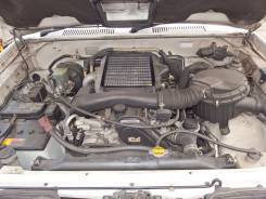 Мотор стеклоподъемника. Toyota Land Cruiser Prado, KZJ90W, KZJ90, KZJ95, KZJ95W Двигатель 1KZTE