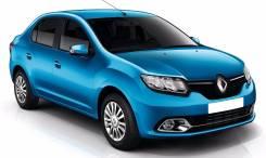 Глушитель. Renault Logan