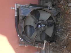 Диффузор. Honda Partner, EY8 Двигатель D16A