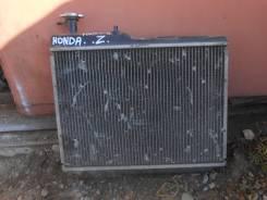 Радиатор охлаждения двигателя. Honda Z, PA1 Двигатель E07Z
