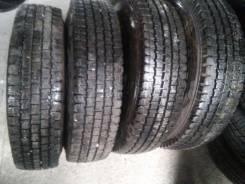 Bridgestone Blizzak W969. Зимние, без шипов, 2013 год, износ: 5%, 4 шт
