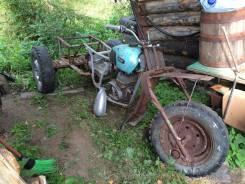 Самодельный трёхколёсный мотоцикл. Под заказ