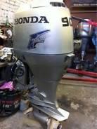 Honda. 90,00л.с., 4х тактный, бензин, нога L (508 мм), Год: 2003 год
