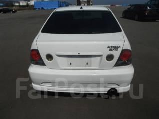 Бампер. Toyota Altezza, GXE10W, SXE10, GXE10