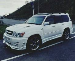Губа. Toyota Land Cruiser. Под заказ