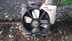 Вентилятор охлаждения радиатора. Honda Capa, GA4