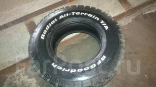 BFGoodrich All-Terrain T/A. Грязь AT, 2012 год, износ: 5%, 1 шт