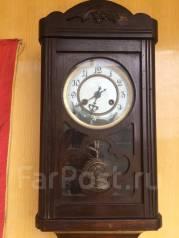 Часы старинные Германия!. Оригинал
