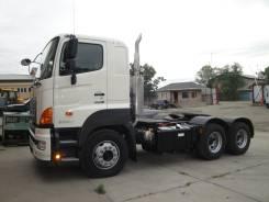 Hino 700. Седельный тягач HINO 700 6x4 во Владивостоке., 12 913 куб. см., 60 000 кг.
