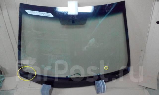 лобовое стекло на hyundai ix35