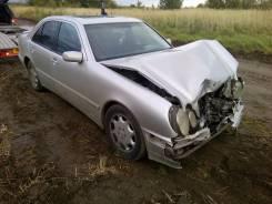 Запчасти Мерседес W210 4 Matic. Mercedes-Benz E-Class, W210