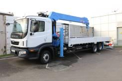 Daewoo Prima. (9 тонн) с КМУ Dongyang 1506 (7 тонн) 2014 год, 5 890 куб. см., 9 000 кг.
