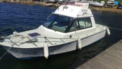 Yamaha STR-25. Год: 1983 год, длина 8,00м., двигатель стационарный, 440,00л.с., бензин