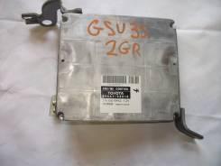 Блок управления двс. Toyota Harrier, GSU35, GSU36 Двигатель 2GRFE