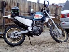 Yamaha TT-R 250 Raid. 249 куб. см., исправен, птс, с пробегом