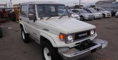 Toyota Land Cruiser. 70, 3B