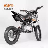 Kayo. 110 куб. см., исправен, без птс, без пробега. Под заказ