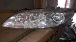 Фара. Mazda Mazda6, GY, GG, GH Двигатели: MZR, L813, MZI, AJV6, LFF7, LF17, L3C1, MZRCD, RF7J, RF5C