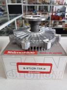 Крепление вискомуфты. Isuzu Bighorn Isuzu MU Двигатель 4JG2