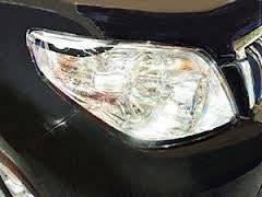 Ободок фары. Toyota Land Cruiser Prado