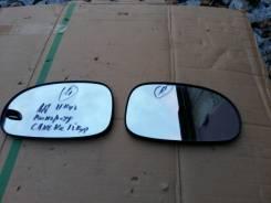 Стекло зеркала. Nissan NV150 AD Nissan Sylphy