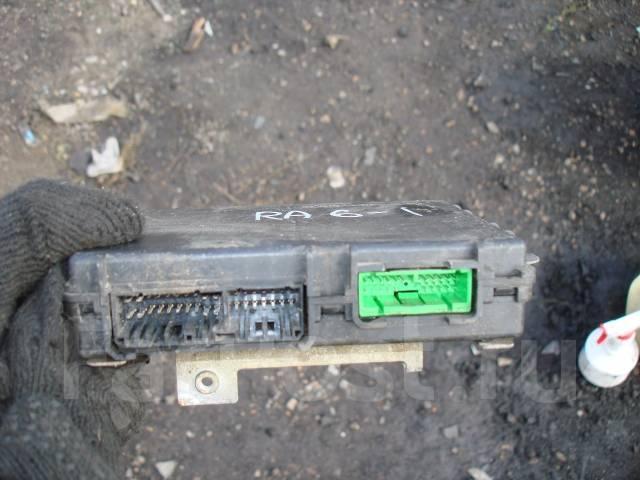 Блок управления. Honda Odyssey, RA6 Двигатель F23A