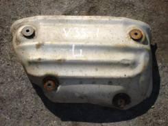 Защита выпускного коллектора. Nissan Skyline, V35 Двигатель VQ25DD