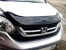 Дефлектор капота. Honda CR-V