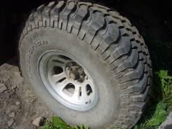 BFGoodrich Mud-Terrain T/A KM. Всесезонные, износ: 10%, 8 шт