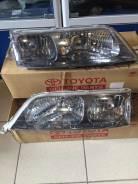 Фара. Toyota Mark II, GX100, GX105, JZX100, JZX101, JZX105, LX100 Двигатели: 1GFE, 1JZGE, 2JZGE, 2LTE