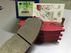 Колодка тормозная дисковая. Mazda Efini MS-9, HDES, HD5S Mazda Sentia, HEEP, HEEA, HDES, HD5S, HDEP, HD5P