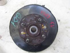 Диск тормозной. Honda Fit, GD4, GD3, GD2, GD1 Двигатели: L13A, L15A, L13A L15A