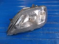 Фара. Renault Logan