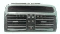 Консоль с часами. Toyota Celsior, UCF20, UCF21