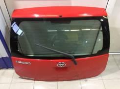 Крышка багажника. Toyota Passo