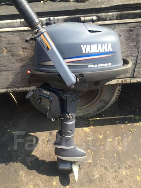 цена на лодочный мотор ямаха 40 во владивостоке