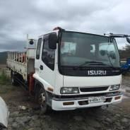 Isuzu Forward. ПРодается грузовик 1994 выпуска 5 тонник с крановой уста, 7 100 куб. см., 5 000 кг.