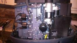 Yamaha. 80,00л.с., 4х тактный, бензин, нога L (508 мм), Год: 2007 год