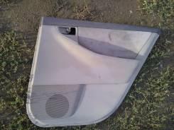 Обшивка крышки багажника. Toyota Corolla Fielder