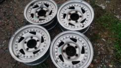 Centerline Wheels. 6.0x15, 5x139.70, ET22