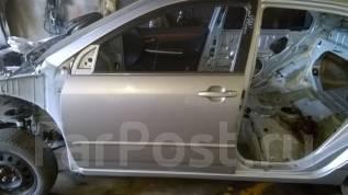 Дверь боковая. Toyota Corolla, NZE121, NZE124