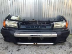 Ноускат. Toyota Sprinter Carib, AE115 Двигатель 7AFE