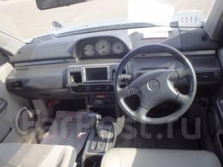 Селектор кпп. Nissan X-Trail, T30 Двигатель QR20DE