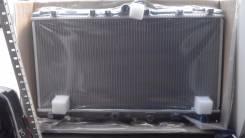 Радиатор охлаждения двигателя. Toyota Corolla, CE101G, CE102G, CE108G, CE100, CE101, CE102, CE104, CE105, CE106, CE107, CE108, CE109, CE100G Toyota Sp...