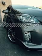 Накладка на фару. Toyota Prius