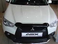 Дефлектор капота. Mitsubishi ASX