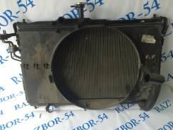 Радиатор охлаждения двигателя. Hyundai Starex Hyundai H1